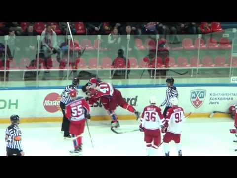 Alexander Radulov vs. Georgy Berdyukov