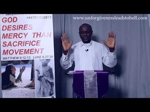 PRAYER SESSION ON 20th JULY 2019 (Apostle Ugo Ndu)