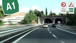 IT / A1 Firenze - Bologna / Tratto Appenninico / Autostrada Del Sole