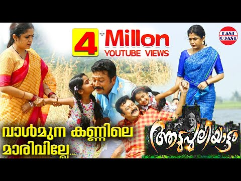 Vaalmuna Kannile Video Song from the Movie Aadupuliyattam