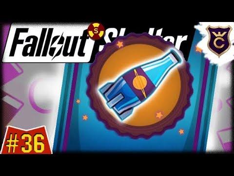 ФАРМ ЯДЕР КОЛЫ | Fallout Shelter Выживание [36]
