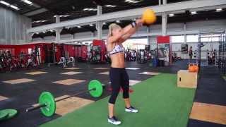 FITNESS MOTIVATION VIDEO 2 - CHRISTINE RAY