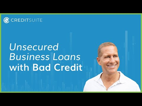 , title : 'Unsecured Business Loans with Bad Credit