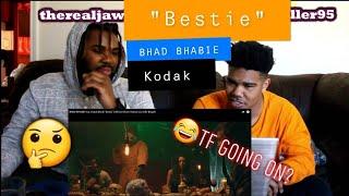 "BHAD BHABIE Feat. Kodak Black ""Bestie"" REACTION!!"