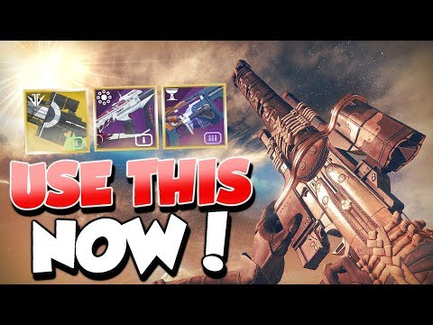 The BEST PvE Loadout in Destiny 2 Shadowkeep!