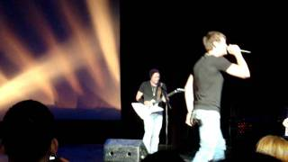 3 Doors Down performs Believer at the Tropicana Showroom in Atlantic City on 5/21/2011