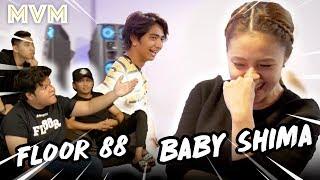 Baby Shima Menerima Kejutan Dari Floor 88!