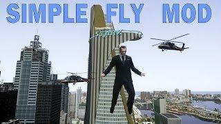 GRAND THEFT AUTO IV: SIMPLE FLY MOD