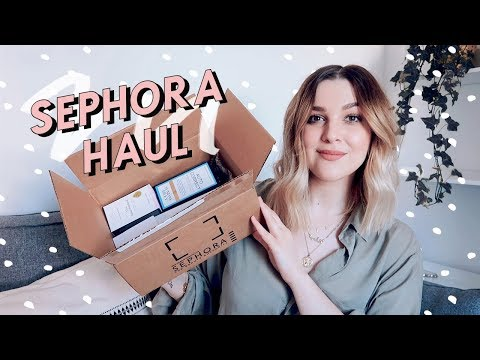 SEPHORA HAUL | I Covet Thee