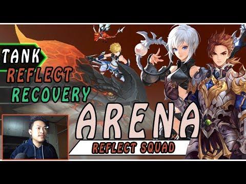Seven Knights Arena (4800) - Platin Team - игровое видео смотреть