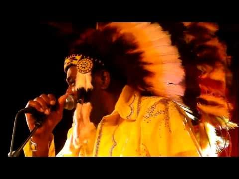 EDDY 'THE CHIEF' CLEARWATER & THE JUKE JOINTS ( USA / NL ) 26-3-2011 BLUES ALIVE IN CUIJK
