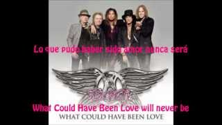 Aerosmith - What Could Have Been Love (subtitulada español-inglés)
