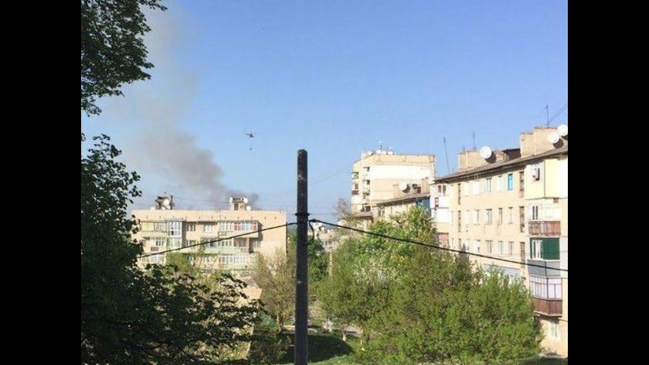 Повторные взрывы на складе боеприпасов в Балаклее: диверсия или банальная халатность? (пресс-конференция)