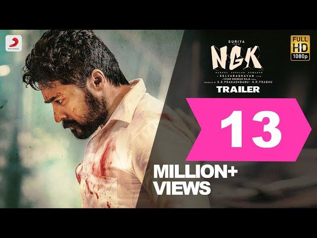 Suriya's NGK Movie Review & Rating