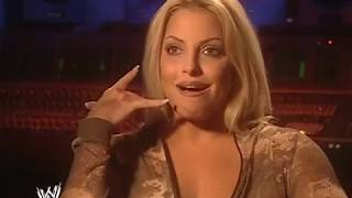 WWE Originals: Trish Stratus Recording Session -