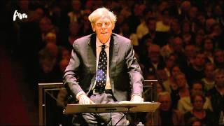 Beethoven: Symfonie nr. 2 - Live Concert - Frans Brüggen - Radio Kamer Filharmonie
