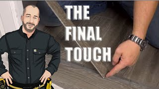 How To Install Laminate Flooring | Transitions