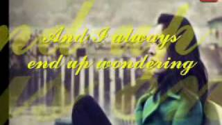 """Video thumbnail of """"Cross my heart and hope to die (Lyrics)- (EBTG) Everything But The Girl"""""""