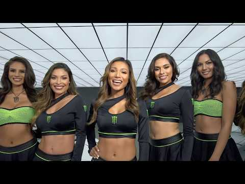 BTS of the Monster Energy Girls x DUB Show Tour Photoshoot!