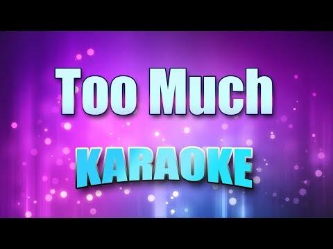 Presley, Elvis - Too Much (Karaoke version with Lyrics)