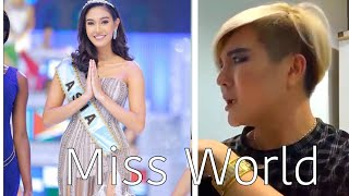 Recap Miss World 2018 นิโคลพลาดมงใหญ่เสียดายมาก