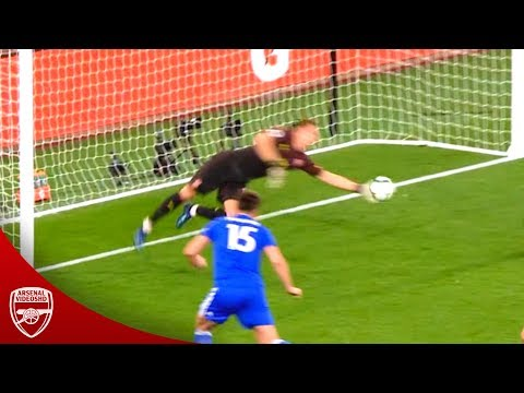12 Times Leno & Cech Saved Arsenal!