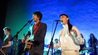 Tired Pony w/ Bronagh Gallagher - Ravens And Wolves - Live @ The Masonic Lodge 11-7-13 in HD