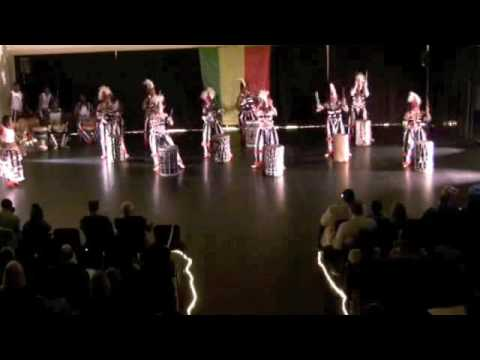 Balafon West African Dance Ensemble -