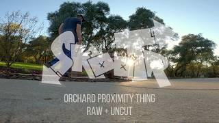 Orchard Proximity Thing | Raw + Uncut | DJI FPV Freestyle