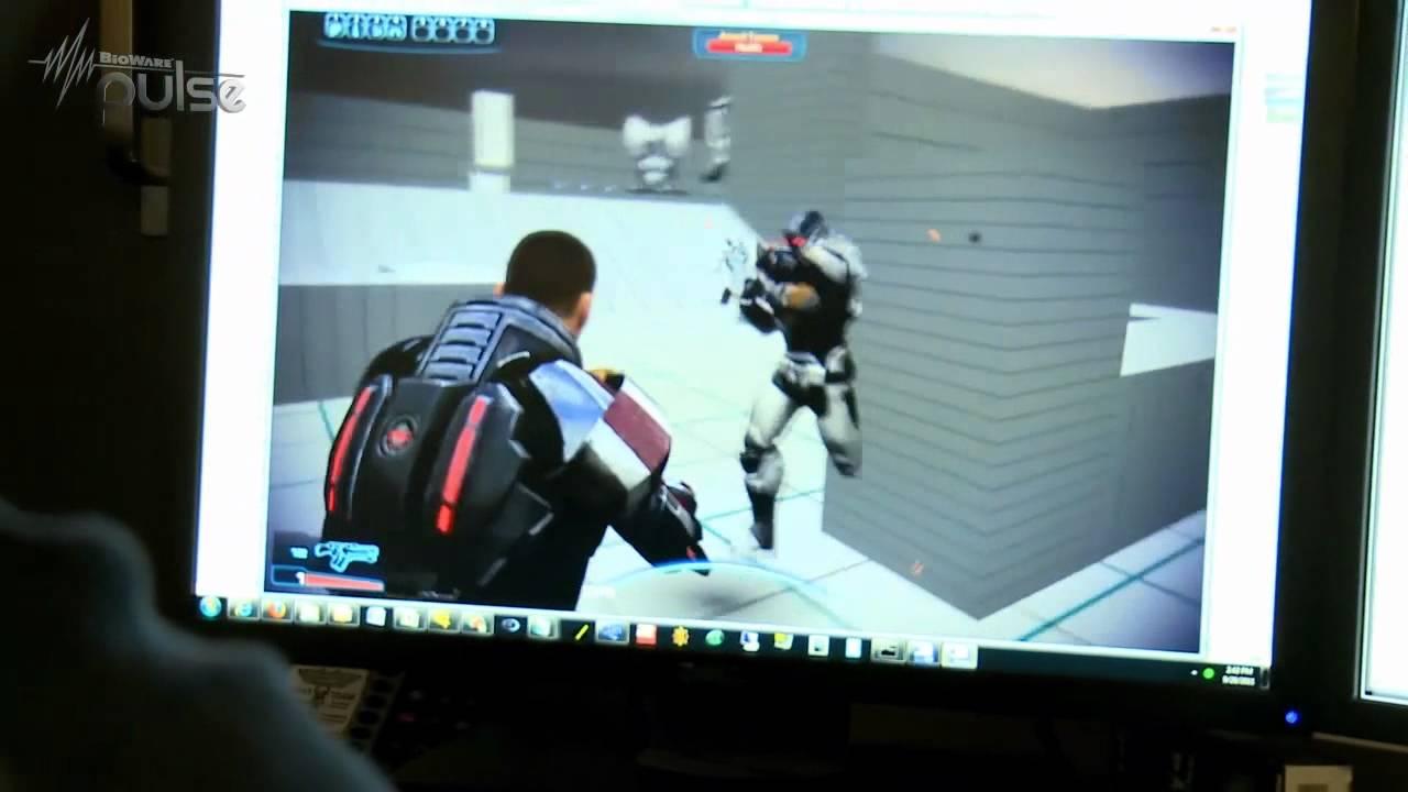Mass Effect 3's Combat Looks Better