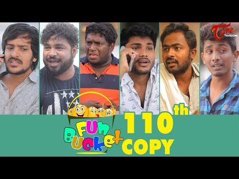 Fun Bucket   110th Episode   Funny Videos   Harsha Annavarapu   Telugu Comedy Web Series