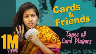 Types of Card Players || Mahathalli || Tamada Media