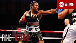 RING RESUME: Claressa Shields | SHOWTIME