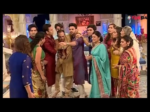 Kawach spoiler: Paridhi stabs Rajbeer's father, watch video   Filmibeat