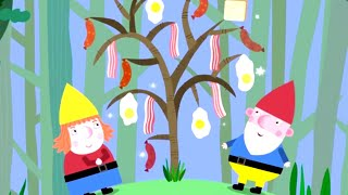 Ben and Holly's Little Kingdom | The Breakfast Tree  | Kids Videos