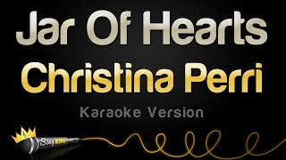Christina Perri - Jar Of Hearts (Karaoke Version)
