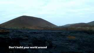 Volcano - a Damien Rice cover and lyric video