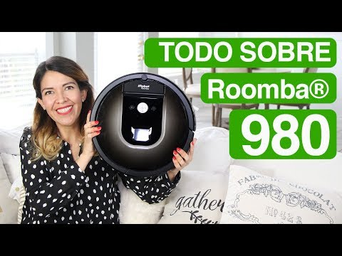 iRobot® Roomba® 980 Robot Aspirador | Review