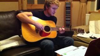 """Wonderwall Oasis """"Ed Sheeran"""" (Cover By James Hirst)"""