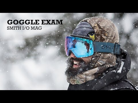40d7db6d8d Snowboarder Goggle Exam 2019—Smith I O Mag