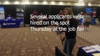 Career Connection Job Fair