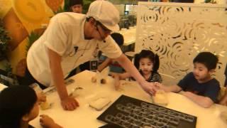台北之旅:鳳梨酥DIY體驗班