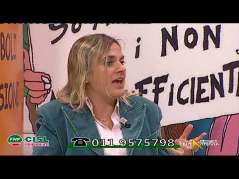 Sportello Pensioni 12 dicembre 2017 con Don Flavio Luciano e Alessandro Svaluto Ferro