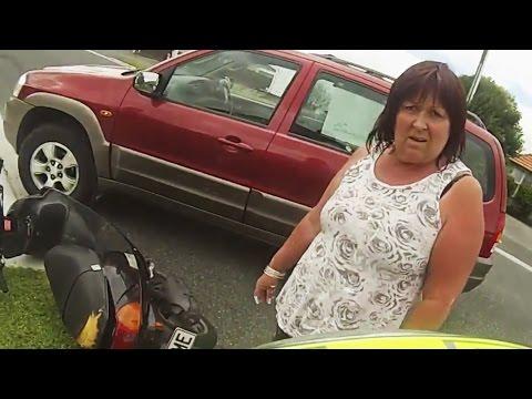 Stupid, Crazy & Angry People Vs Bikers 2017 | Road Rage [Ep.#73]