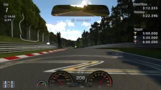 GT6 Seasonal Event SRT Tomahawk X VGT Super Lap @ Nürburgring Nordschleife