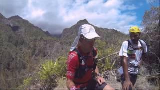 La Diagonale des fous (Le Grand Raid) 2013 à la Réunion avec Bruno.
