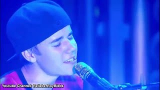 Justin Bieber    Down To Earth #QualitySong (Live) Concert Brazil
