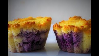 Coconut Flour Muffins With Blueberries | Healthy Recipe