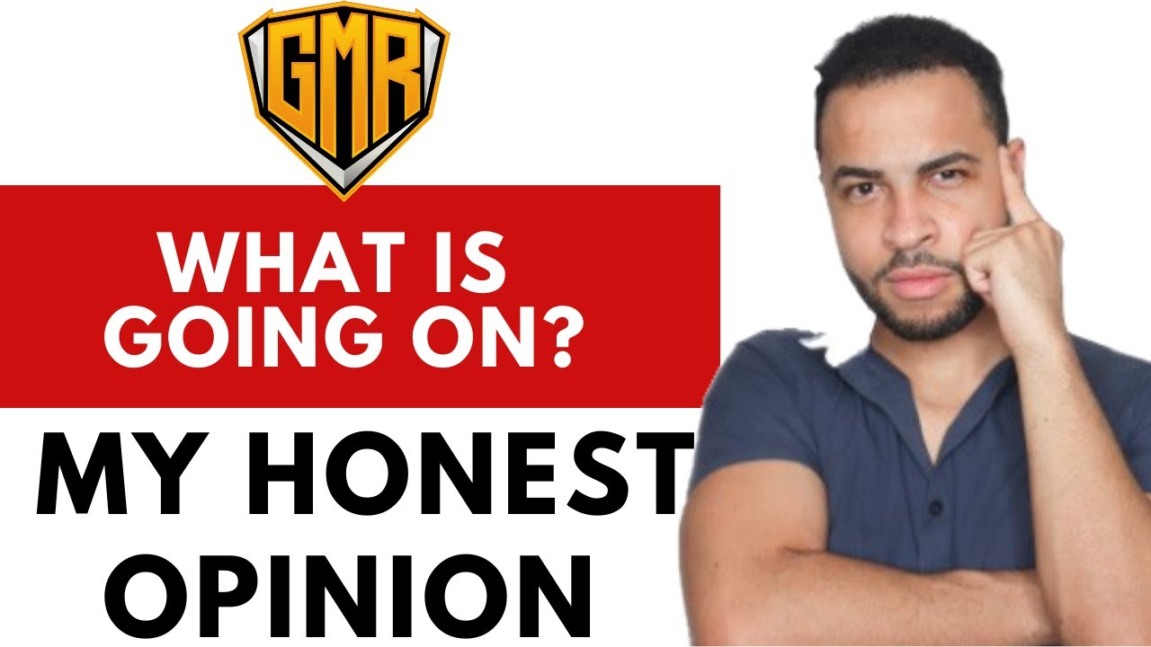 GMR FINANCING WHAT IS GOING ON? MY HONEST VIEWPOINT thumbnail