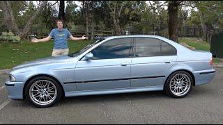 The E39 BMW M5 Is BMW's Best Sport Sedan Ever